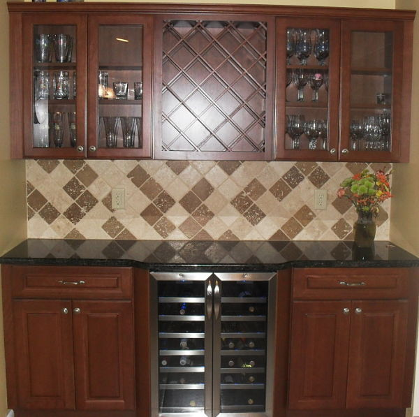 Mcclurg 39 s home remodeling blog - Kitchens with wine coolers ...