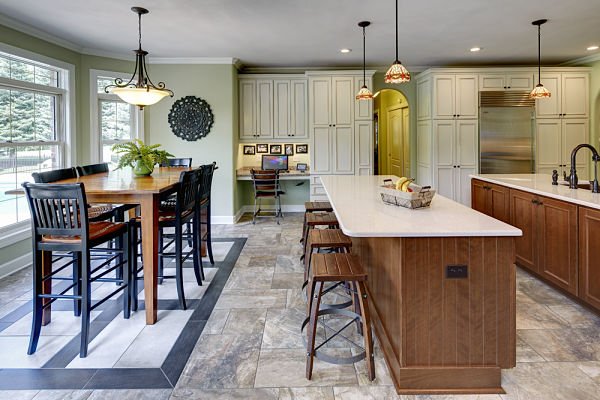 Inspired Ideas For Unifying Kitchen And Dining Room Spaces