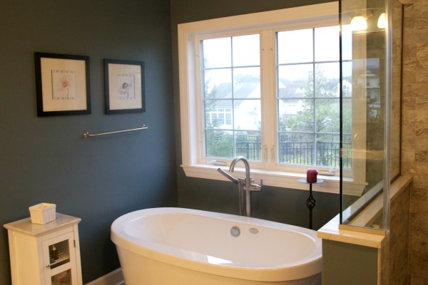 Mcclurg 39 s home remodeling and repair blog walk in showers for Updated master bathrooms
